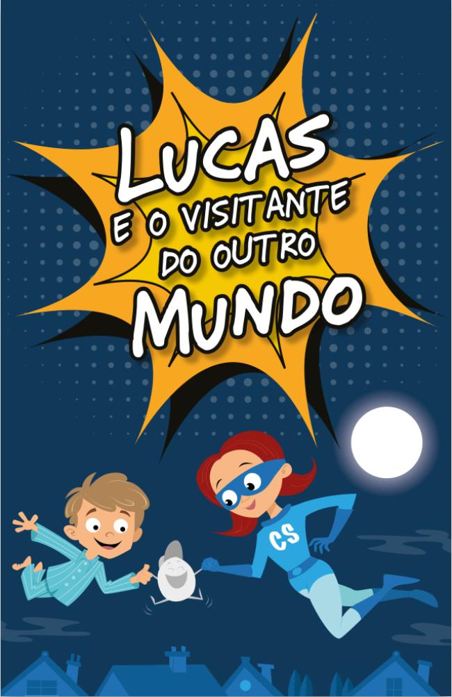 Lucas e o visitante do outro mundo